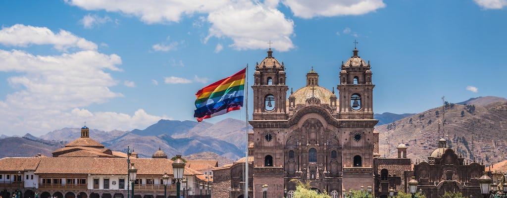 Città e templi di Cusco