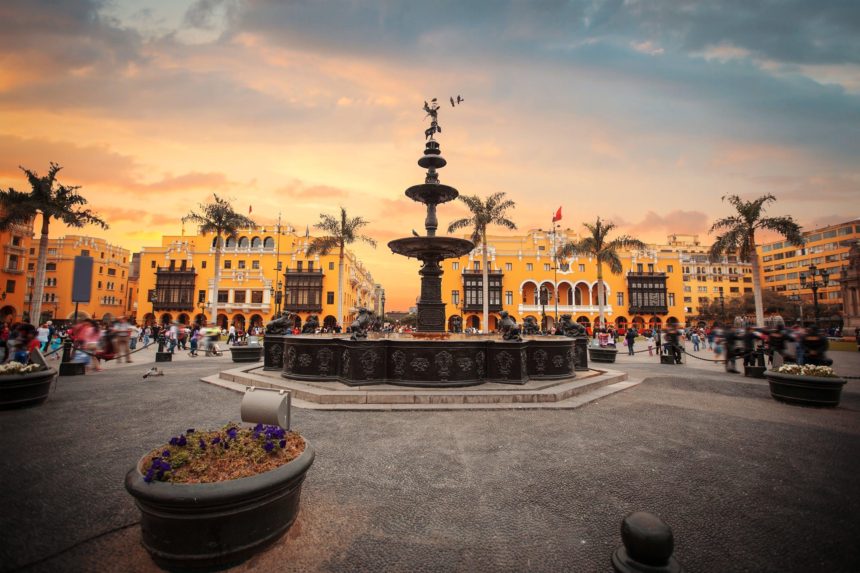 Lima half day sightseeing tour