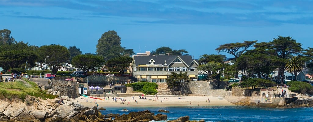 Monterey and Carmel tour with Aquarium visit