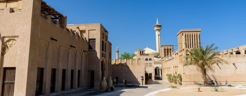 Kulturelle Führung durch Dubai mit traditionellem Mittagessen