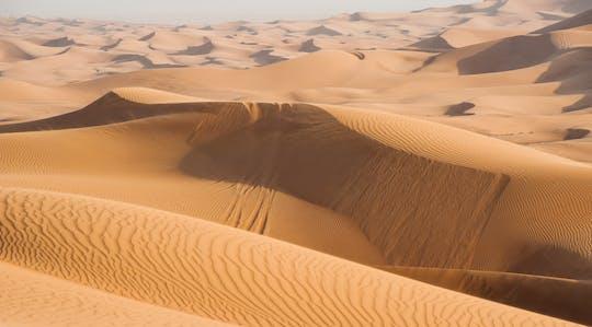 Morning safari do deserto Dubai