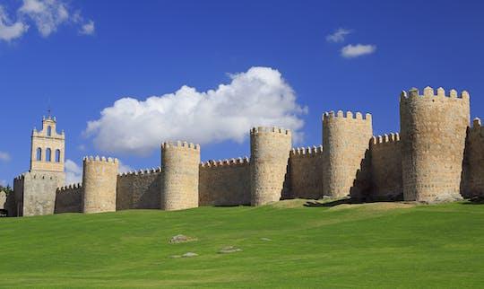 Segovia and Ávila day tour from Madrid