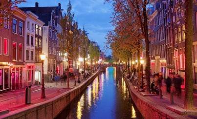 Ver la ciudad,City tours,Tours andando,Walking tours,Barrio rojo,Red Light District,Tour por Ámsterdam,Tour a pie
