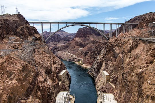 Ultimate Hoover Dam VIP tour with lunch