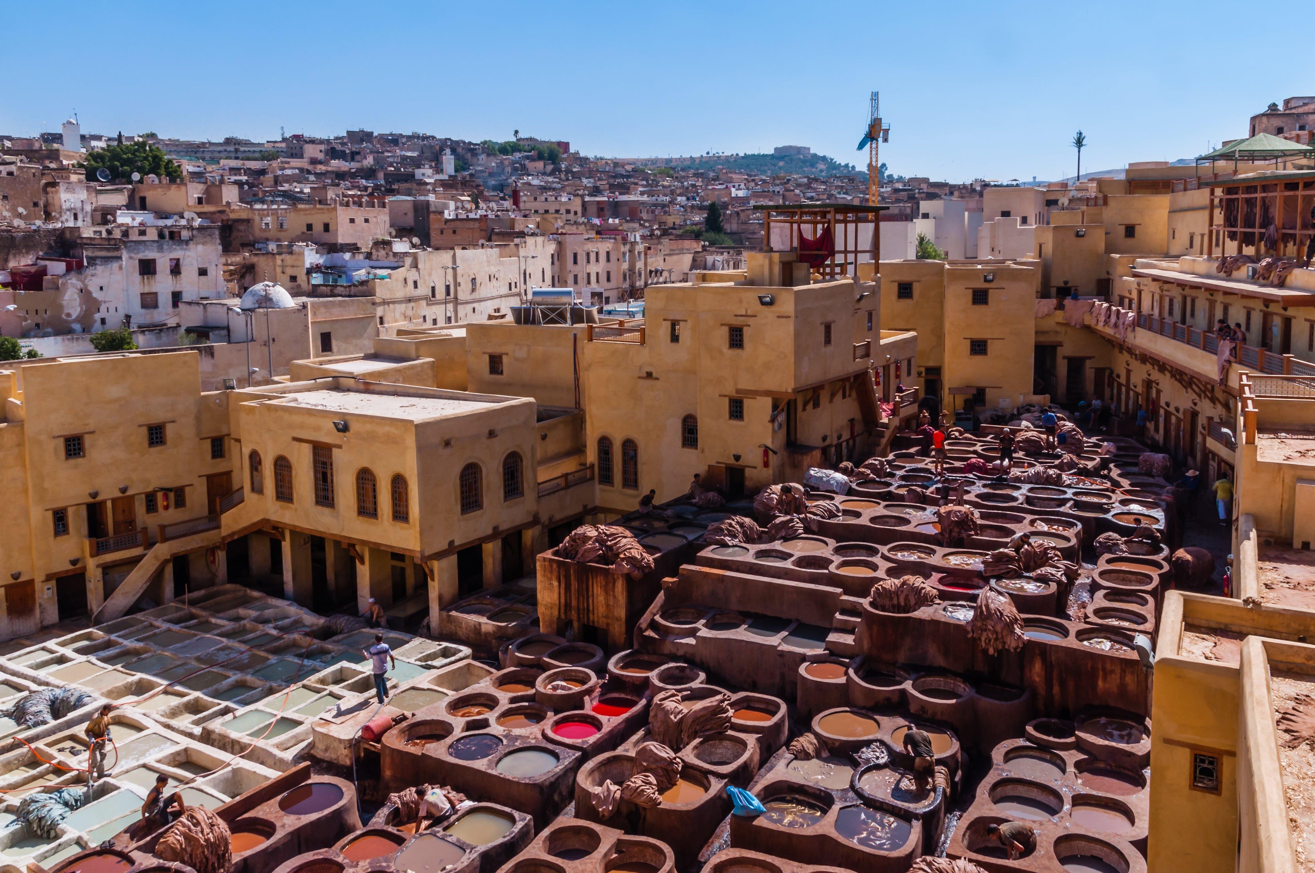 Salir de la ciudad,Excursiones de un día,Excursión a Fez