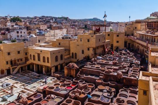 Besichtigung Fez von Casablanca in 1 Tag