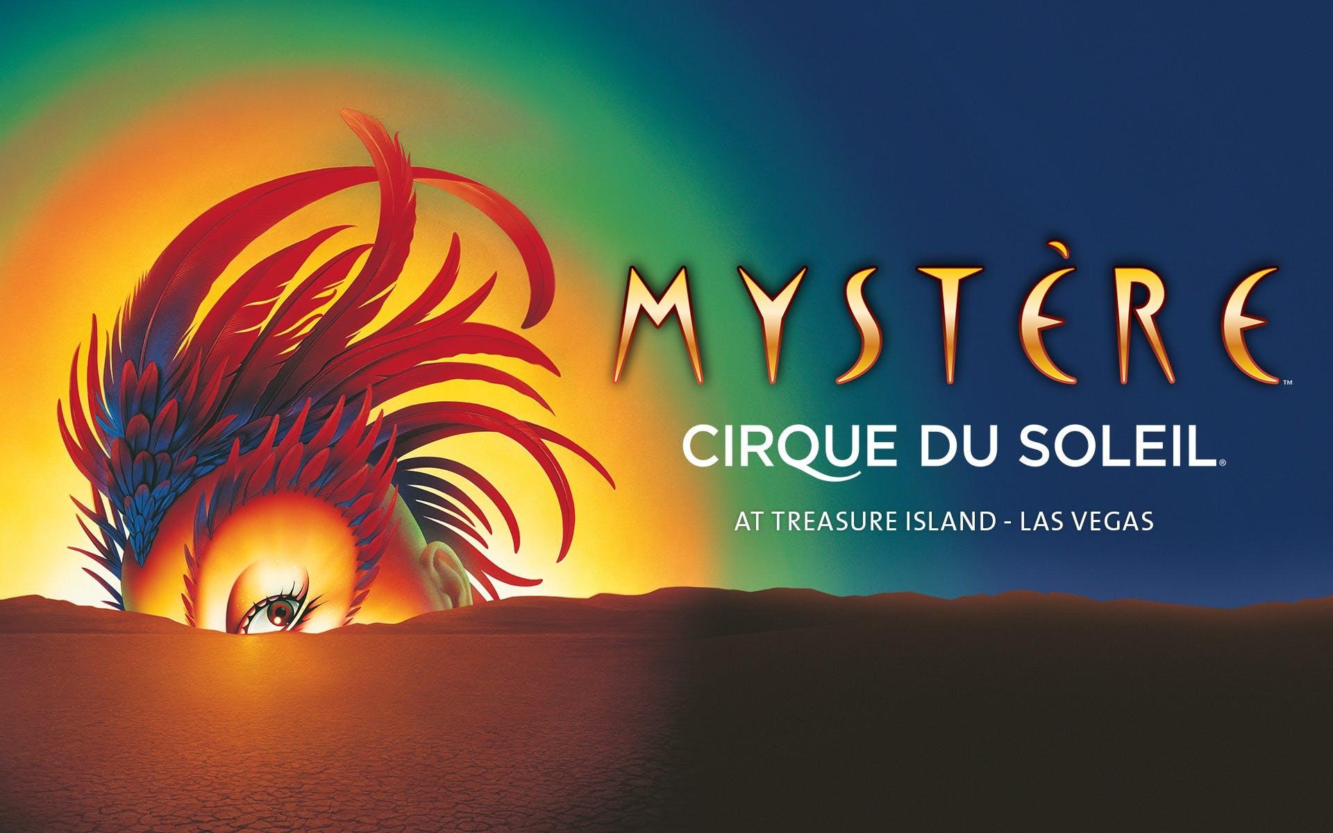 Cirque du Soleil Mystère at Treasure Island in Las Vegas - Tickets