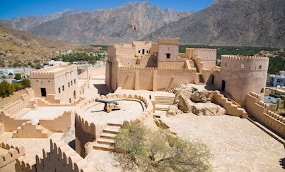 Excursions,Full-day excursions,Excursion to Nizwa Fort