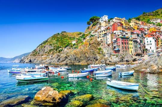 Excursión de un día a Cinque Terre para grupos pequeños desde Florencia