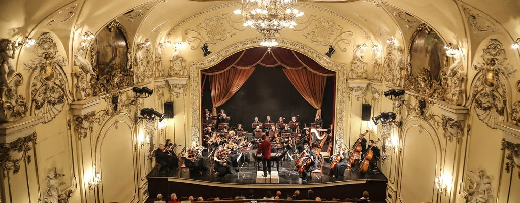 New Year's Eve Gala Concert in Budapest with dinner and party