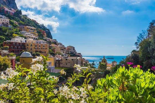 Tour di un giorno a Pompei e in Costiera Amalfitana da Roma