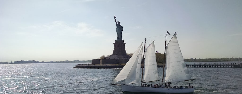 Day sail to Statue of Liberty on the Adirondack