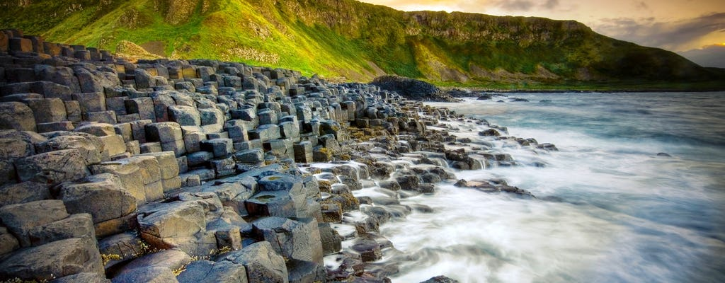 Game of Thrones tour with Giant's Causeway from Belfast