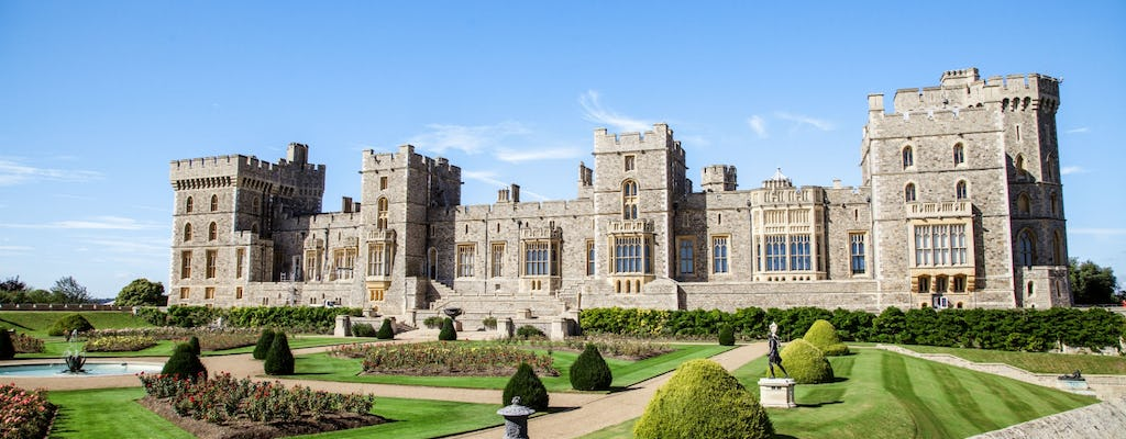 Windsor Castle half-day tour with fish & chips pub lunch