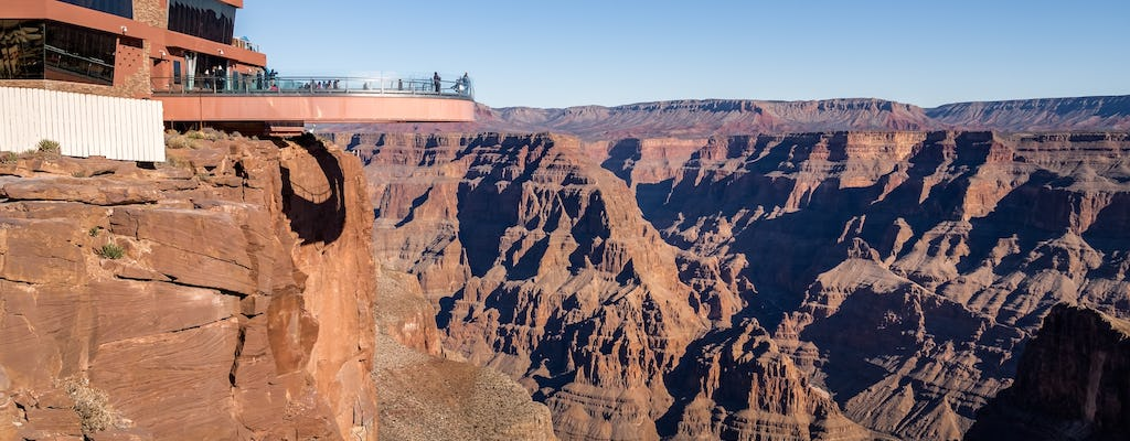 Grand Canyon West Rim bustrip met ontbijt en lunch