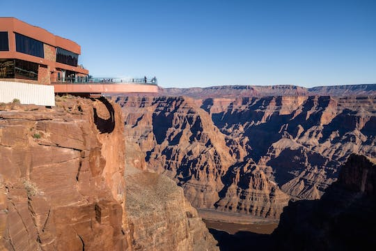 Grand Canyon West Rim bus tour with breakfast and lunch