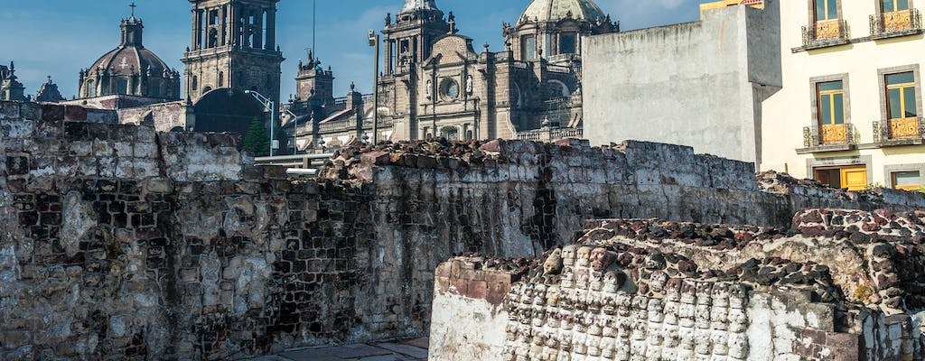 Walking tour: Templo Mayor and Site museum
