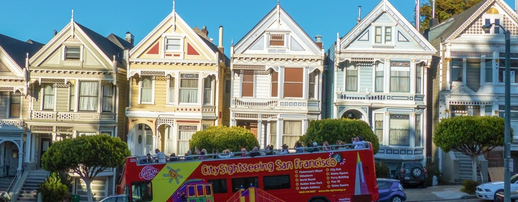 San Francisco MegaPass with 3 attractions