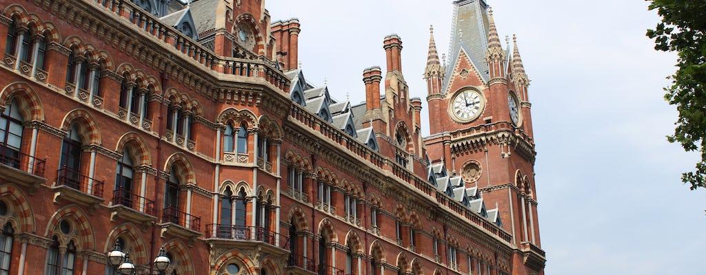 Visite en bus des lieux d'Harry Potter dans Londres