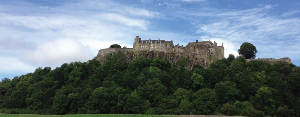 Loch Lomond, Kelpies and Stirling Castle small-group day tour