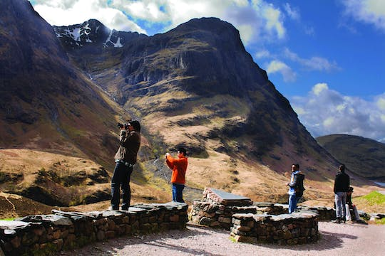 Oban, Glencoe, Highlands Lochs and Castles small group day tour
