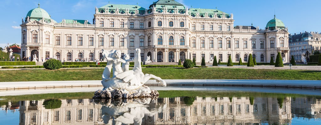 Belvedere: World-Class Art in an Aristocratic Utopia Tour with a Historian