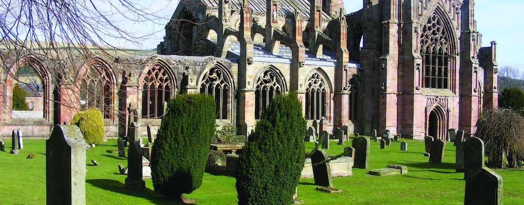 Tagestour in kleinen Gruppen durch Rosslyn Chapel und Scottish Borders