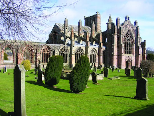 Rosslyn Chapel and Scottish Borders small-group day tour