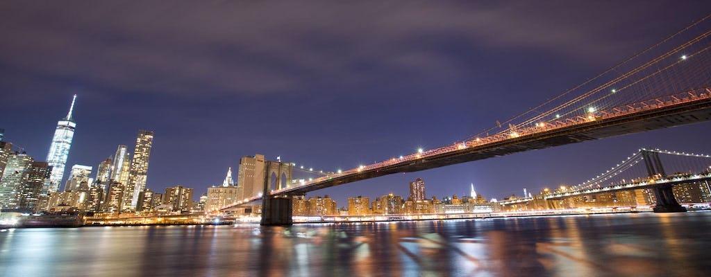 Tour de fotografía nocturna en el Puente de Brooklyn
