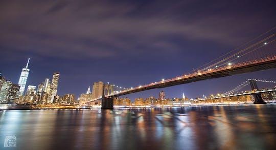 Brooklyn Bridge night photography tour