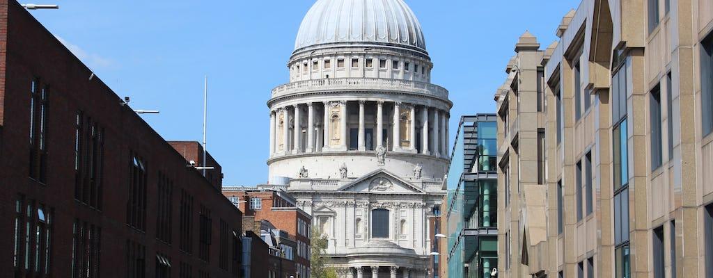 Recorrido a pie por los lugares de rodaje de Doctor Who en Londres [no oficial]