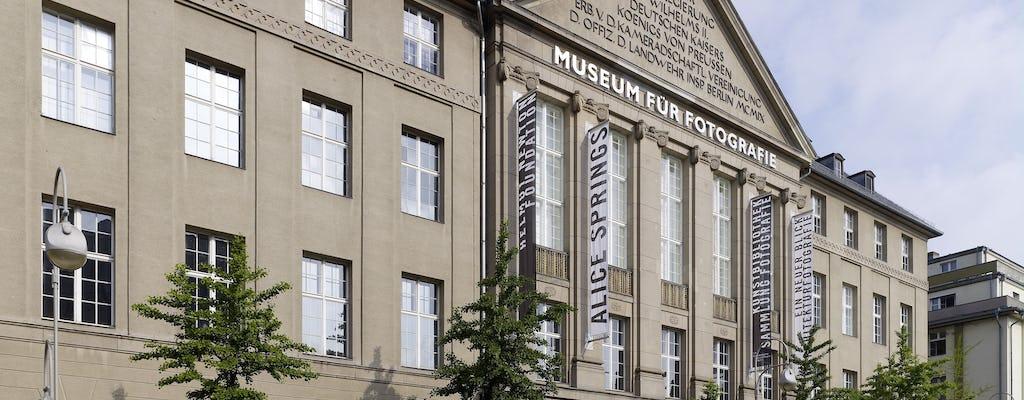 Biglietto salta la fila per il Museo della fotografia di Berlino