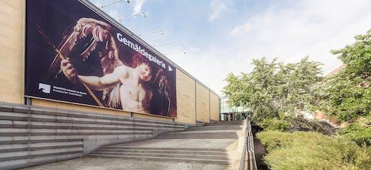 Billet coupe-file pour la Gemäldegalerie Berlin