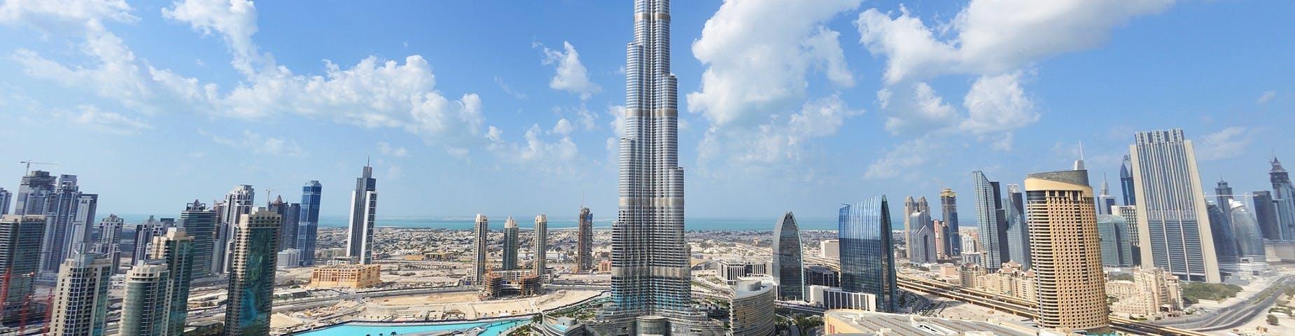Burj Khalifa Tickets And Tours In Dubai Musement