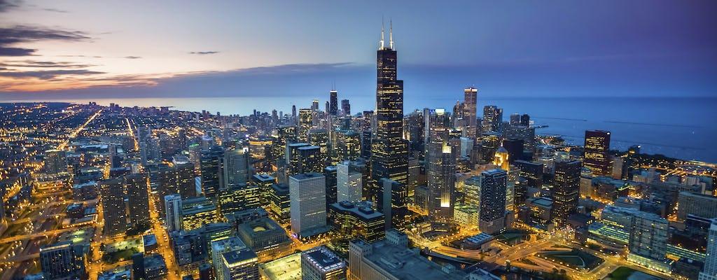Osservatorio Skydeck della Willis Tower di Chicago