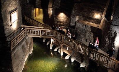 Salir de la ciudad,Excursions,Excursiones de un día,Full-day excursions,Mina de sal Wieliczka,Wieliczka Salt Mines,Con Fábrica Oskar Schindler,Fábrica de Oskar Schindler,Visita guiada