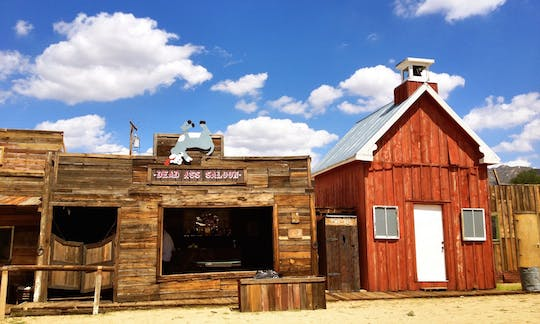 Wild West ghost town explorer day tour from Las Vegas