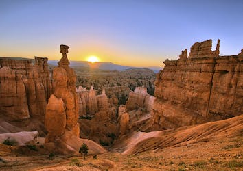 Zion and Bryce National Park 2-day tour with camping
