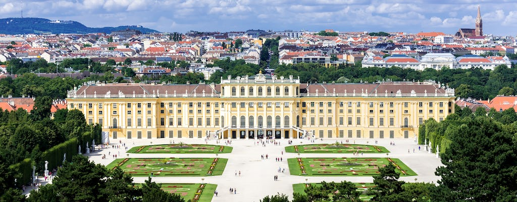 Schönbrunn Palace guided tour with skip-the-line ticket
