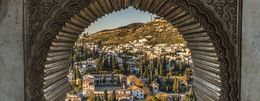 Альгамбра, Хенералифе и дворцов Насридов без очереди билеты и экскурсии
