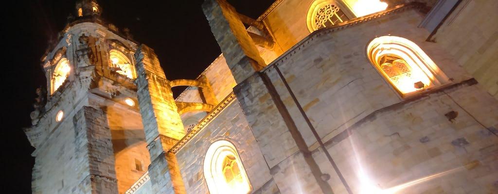 Bilbao de leyenda: visita guiada nocturna