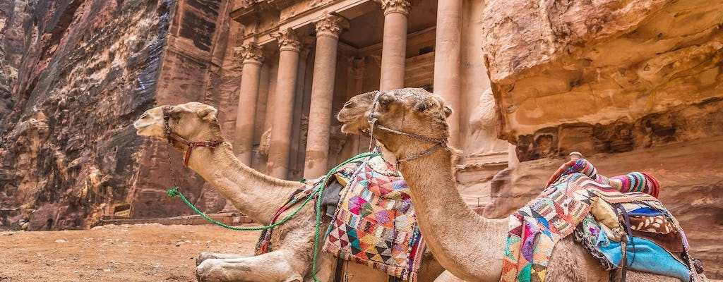 Two day tour of Petra from Eilat