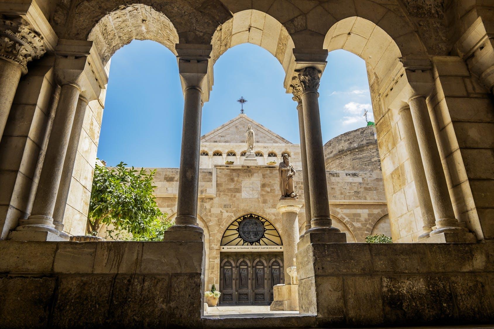 Salir de la ciudad,Excursiones de un día,Excursión a Mar Muerto,Excursión a Belén,Excursión a Jericó