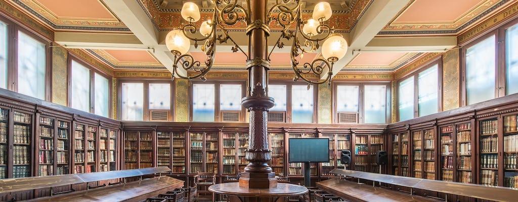 Entradas sin colas y visita guiada a la Biblioteca Pública Arús