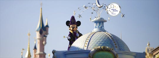 Disneyland® Paris 1-day tickets