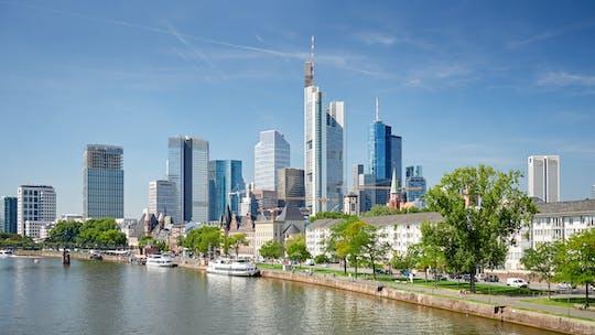 Fahrradtour durch Frankfurt
