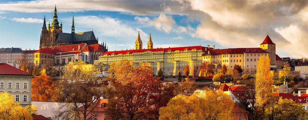 Visita guiada al complejo del Castillo de Praga