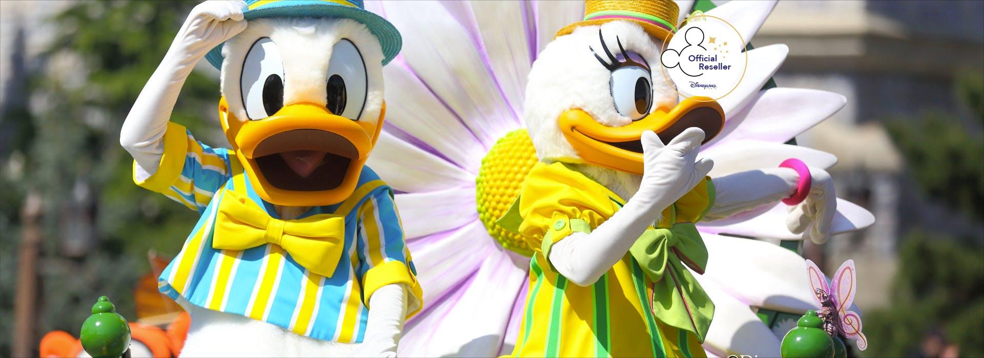 Disneyland® Paris multiday tickets