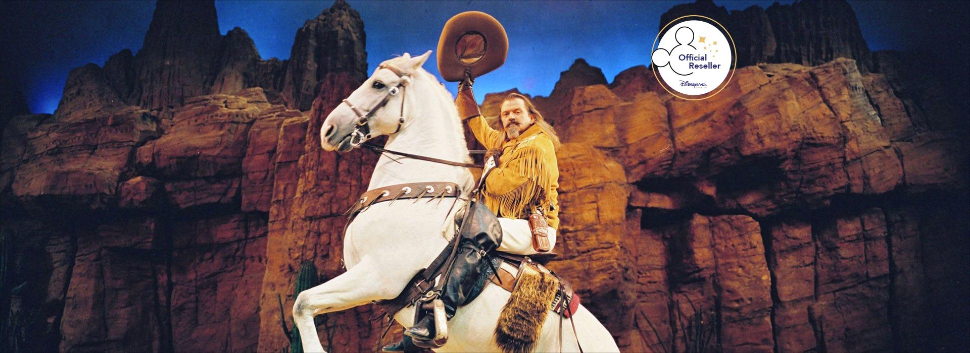 Buffalo Bill's Wild West Show in Disneyland® Parijs: Dinnershow