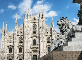 Milan walking tour with Da Vinci's Last Supper skip-the-line tickets